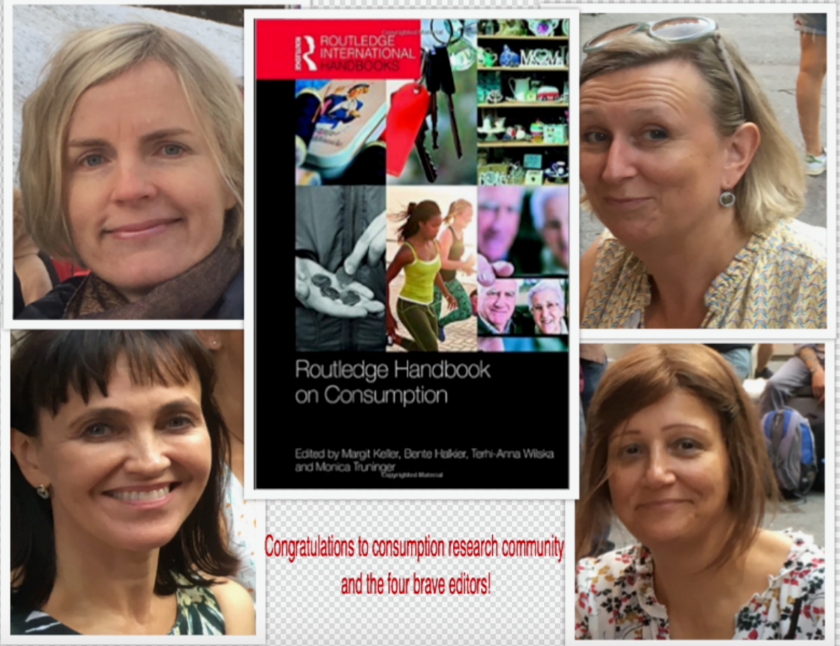 Publication: Routledge Handbook on consumption